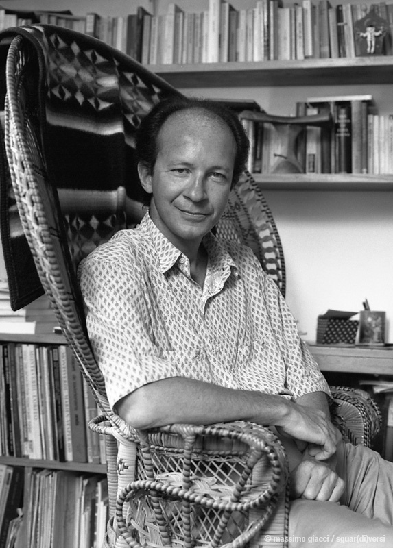 Giorgio Agamben - Roma, 1991