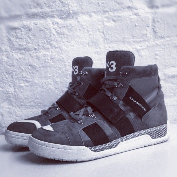 Are you ready for Y-3's new hard-wearing and hard-working winter