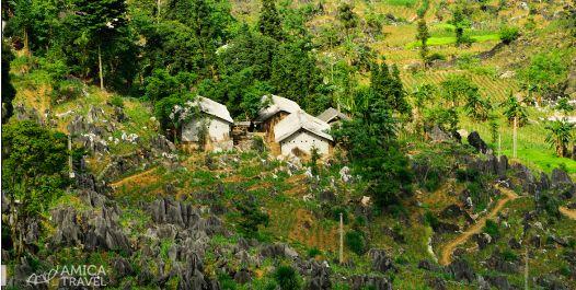 Meo Vac, le nid d'aigle des Hmongs Noirs
