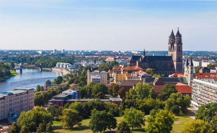 Magdeburg Deutschland Deutschland Magdeburg Magdeburg Stadt