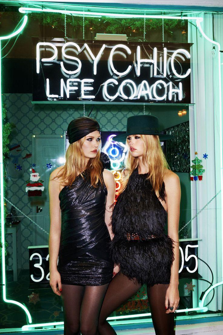 Camilla Christensen, Emma Stern Nielsen by Terry Richardson for Harper's Bazaar
