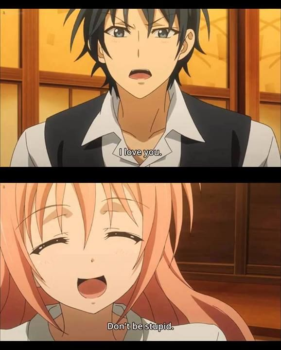 How have I not watched this anime yet?? Seriously. GOLDEN TIME