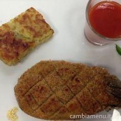 Cambia Menu » Cotolette di melanzane 2.0 | Ricette