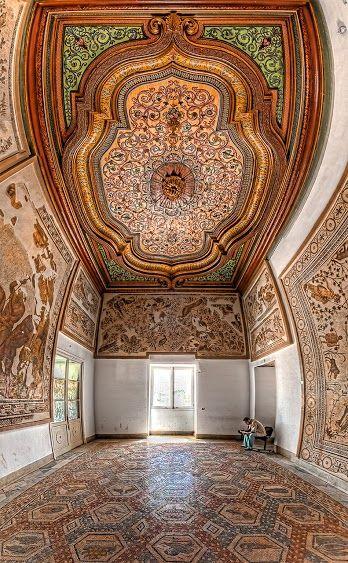 Bardo National Museum in Tunis, Tunisia.