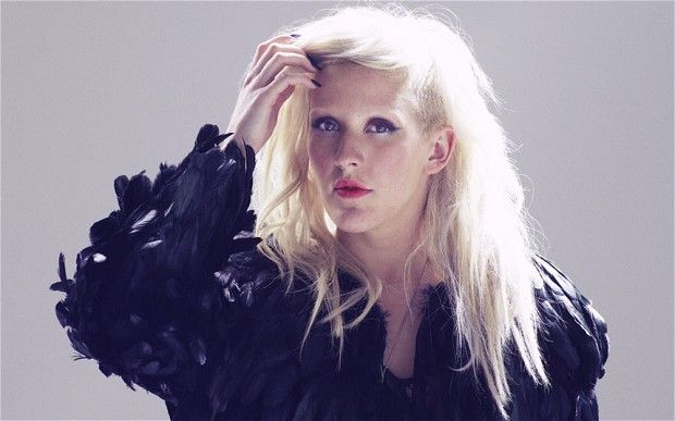 """I do have a dark side."" - Ellie Goulding to the Telegraph"