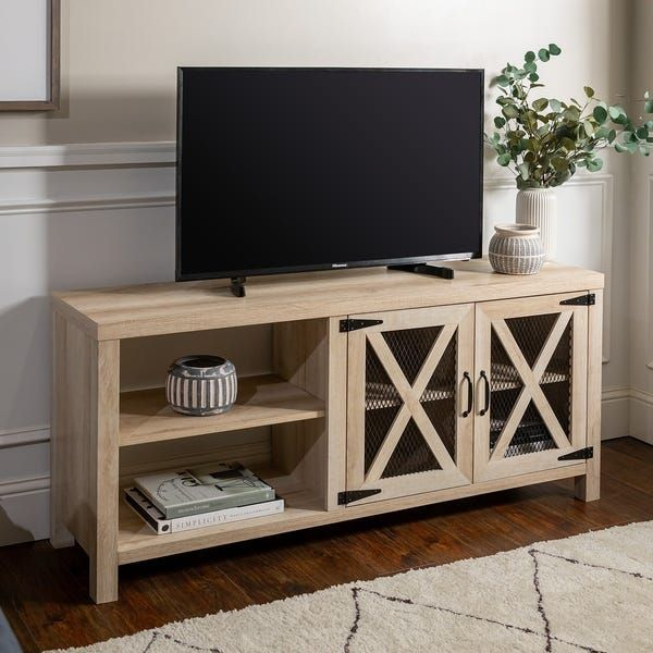 28++ Industrial farmhouse tv stand info