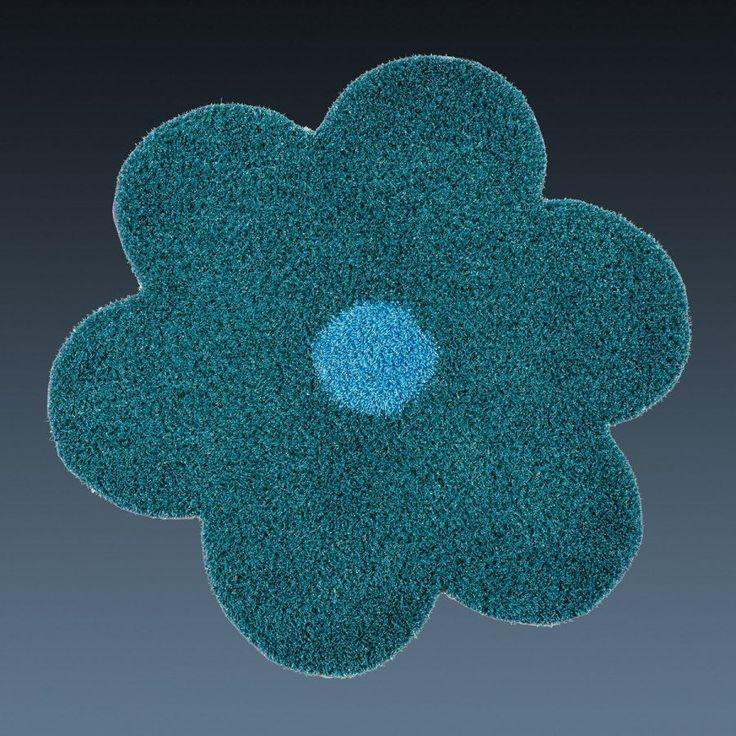 Ковер в детскую цветок Daisy #carpet #carpets #rugs #rug #interior #designer #ковер #ковры #дизайн  #marqis