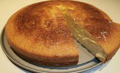 Κέικ με με ζαχαρούχο γάλα χωρίς βούτυρο