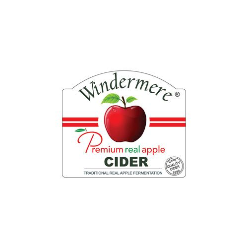 In spite of it's long history, Windermere Cider remains 100% pure, true to the German-style apfelwein recipe