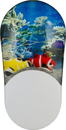 awesome Jasco Aqualites Color-Changing LED Night Light