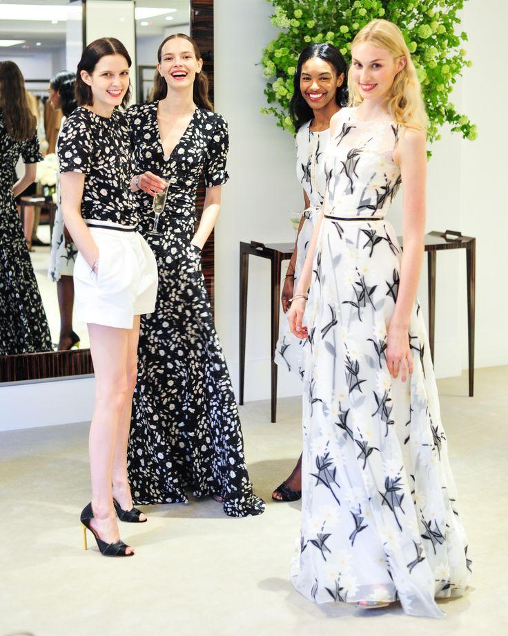 Carolina Herrera #herreralive #herreradaisy #florals #elegance #resort2015