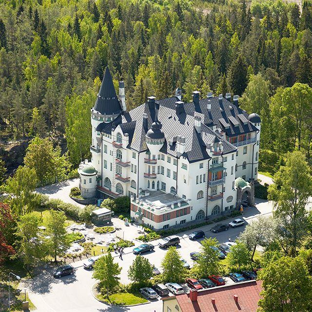 Imatra State Hotel, Finland