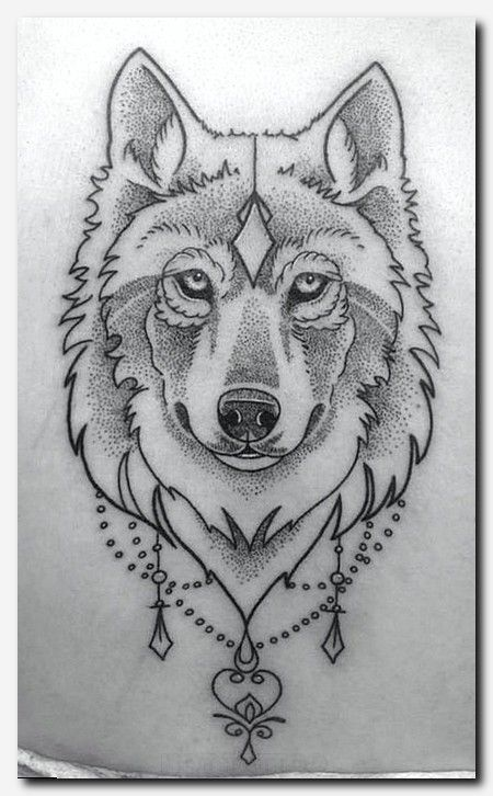#Wolf Tattoo #Tattoo cute celebrity tattoo, tattoo for neck male #mannli … # tattoos #diytattooimages