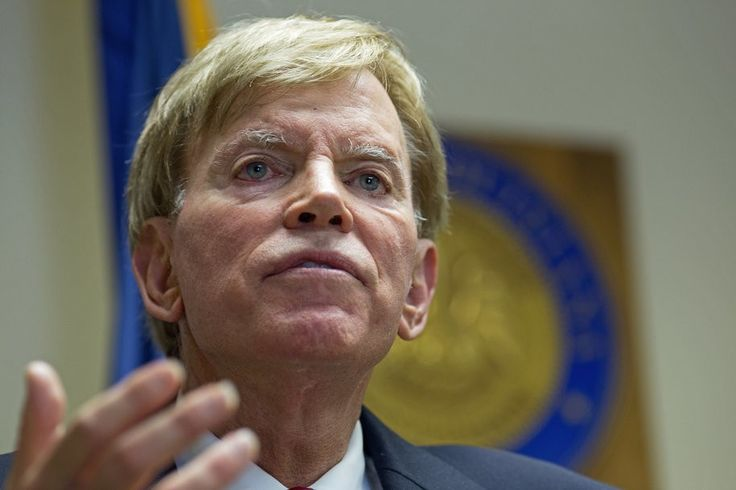 Republican Party acts like it can't figure out how it spawned both Donald Trump and David Duke