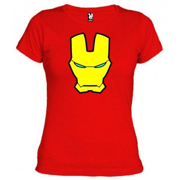camiseta  Iron man - Los vengadores
