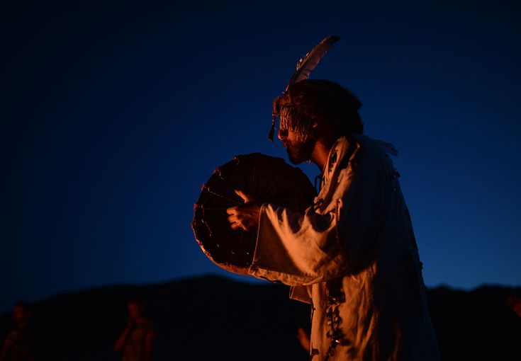 A comparison of shamanism with spirit possession cults