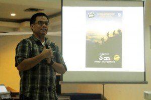 """update Peringati Hardiknas Polimedia Gelar Seminar """"Membangun Kreativitas Menulis"""""""