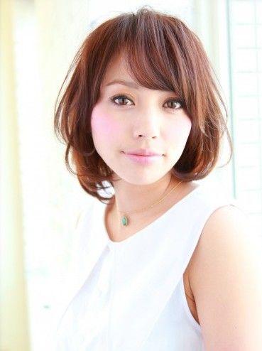 Trendy Short Japanese Haircut For Women Japanese