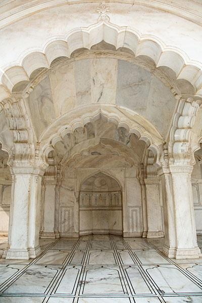 The Nagina Masjid (Gem Mosque), Agra Fort, Agra, Uttar Pradesh, India