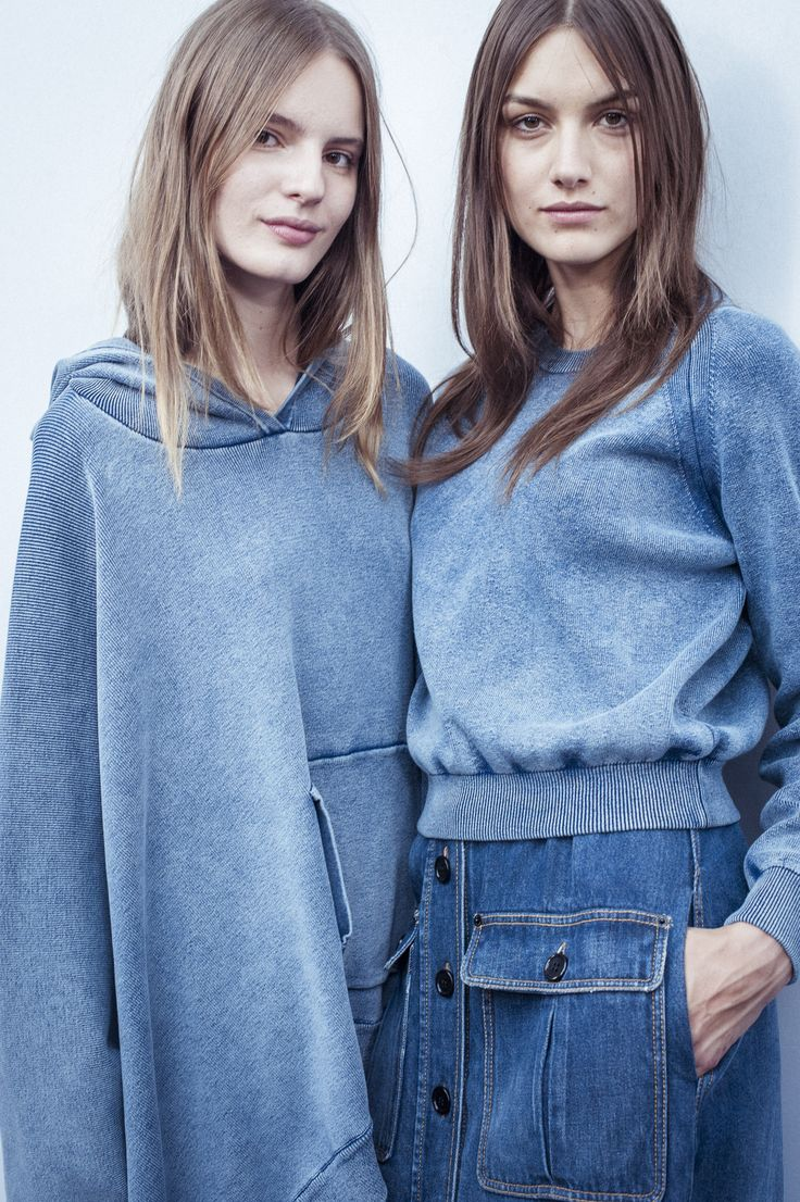 Effortless denim looks from the Spring-Summer 2015 collection