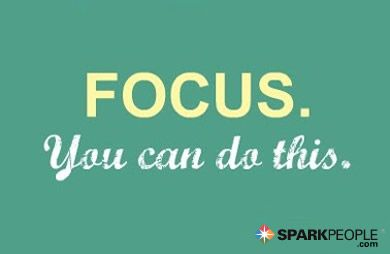 Focus. You can do this.