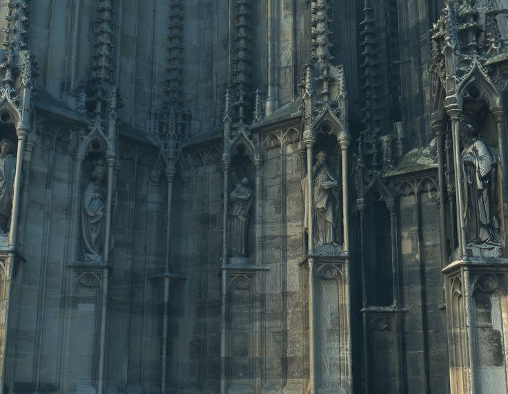 3d obj gothic architecture cathedral