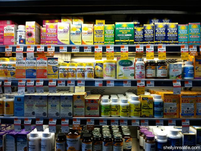 shelly in real life: Supplements for DIY Clean Program