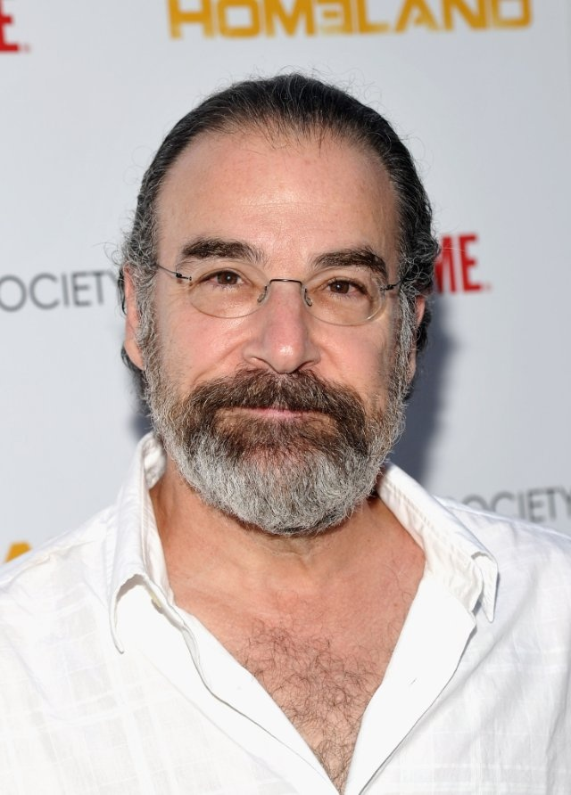 Mandy Patinkin - enjoying him in Homeland