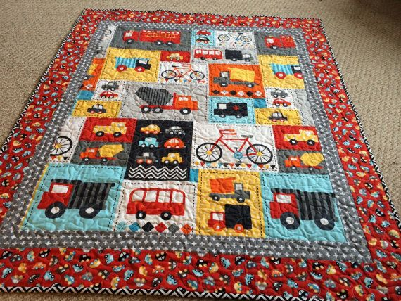 35 Best Train Quilt Images On Pinterest Baby Boy Quilts