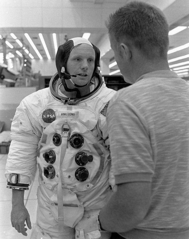 1969. Нил Армстронг