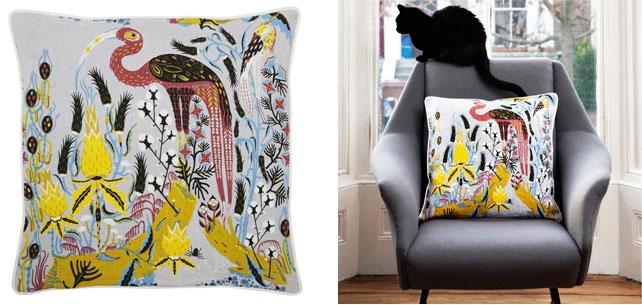 Klaus Haapaniemi cushions