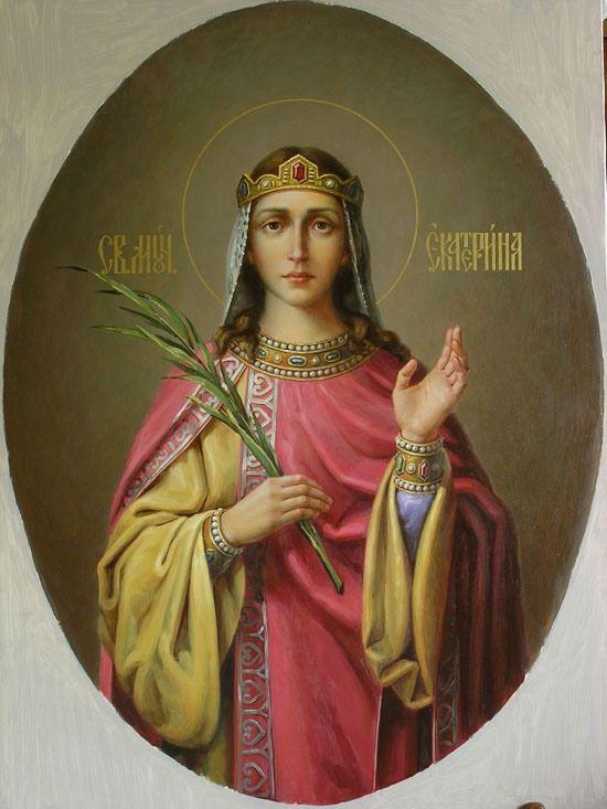 святая великомученица екатерина икона - Поиск в Google