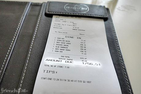 7 Tricks Used by Servers to Increase the Bill (and their Tips) by @FriendsEAT Valbuena