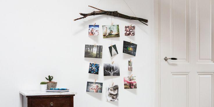 Zoek je naar leuke muurdecoratie? Albelli leert je een creatieve manier om jouw muur op te leuken door zelf foto's op te hangen. Lees hier hoe je dat doet!