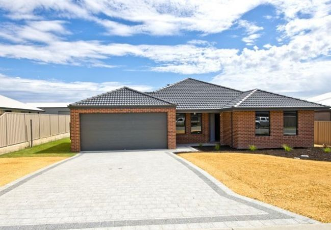 BRAND NEW Just completed! Fabulous brick and tile, 4 bedroom, 2 bathroom home with separate lounge.