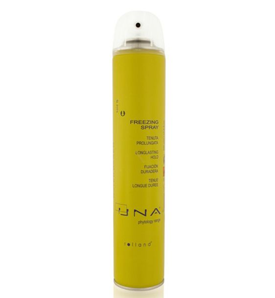Una Freezing Hairspray 500ml