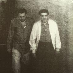 Dominick Cirillo and Vincent Gigante
