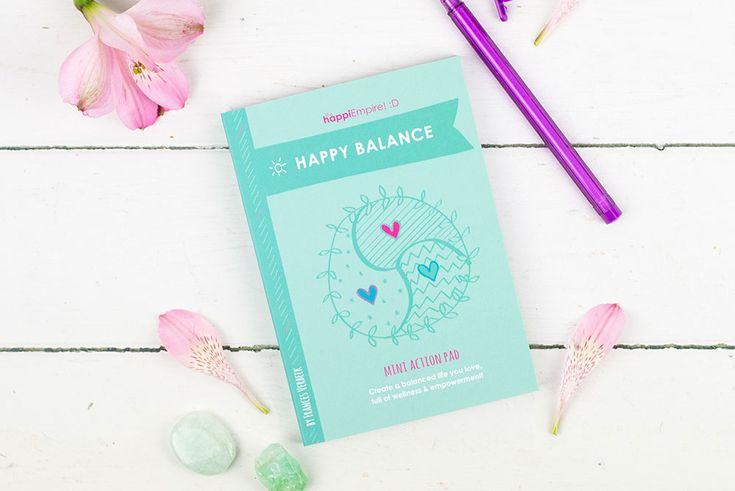 Happy Balance Action Pad