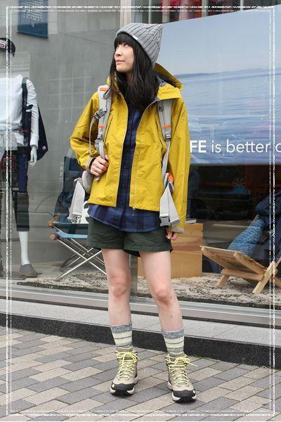 秋のブランドコーデ 紅葉に映える♪山ガールコーデ|ファッション|山ガールネット 山とアウトドアファッションを愛する女子のための情報サイト