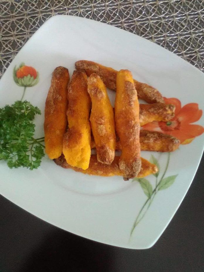 Κριτσίνια καρότου - 1 Μονάδα