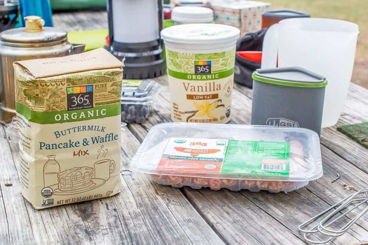 Applesauce Pancakes  Camp Breakfast Made Easier Applesauce pancakes make mornings at the campsite easier! Theres nothing like starting the day with a good breakfast made easier by Whole Foods Market.