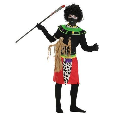 Disfraz Infantil Africano