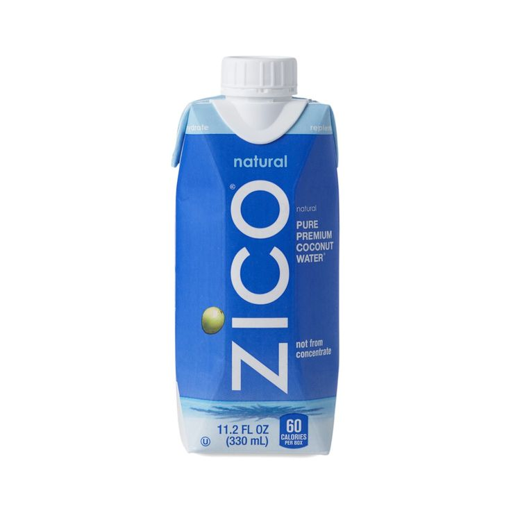 Zico Natural Coconut Water www.theteelieblog.com This is how we fell in love with coconut water and we're willing to bet you'll swoon, too. Our Natural Premium Coconut Water is poured out of hand-harvested Thai coconuts. We've put it into a resealable 11 oz pack, so you can slip it in to your bag, enjoy it during an evening walk, or take it with you to get back a little peace of mind during your morning commute. #thrivemarket