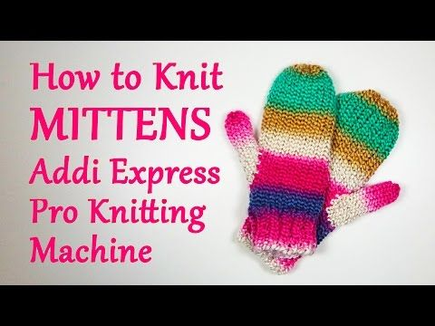 Knit Socks on your Addi with NO Short Rows, Afterthought Heel, or Hand Knitting! Yay For Yarn - YouTube