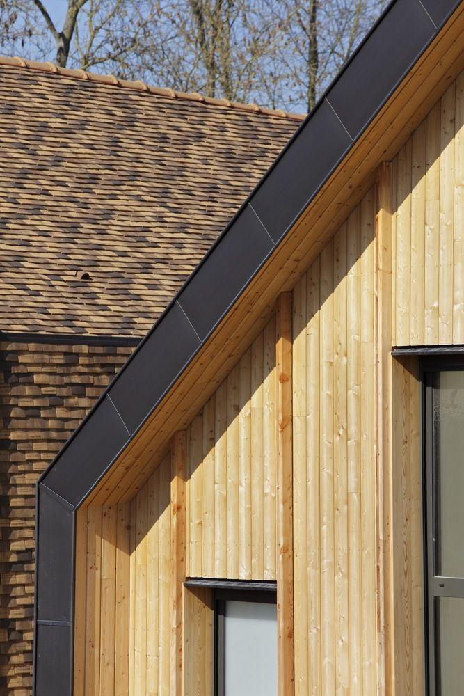 Maison de L´Enfance / Nomade architectes – nowoczesna STODOŁA   wnętrza & DESIGN   projekty DOMÓW   dom STODOŁA