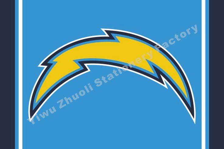 Сан-Диего Зарядные Устройства США Команда Логотип НФЛ Премиум Футбольной Команды Флаг 3X5FT LGSDC02