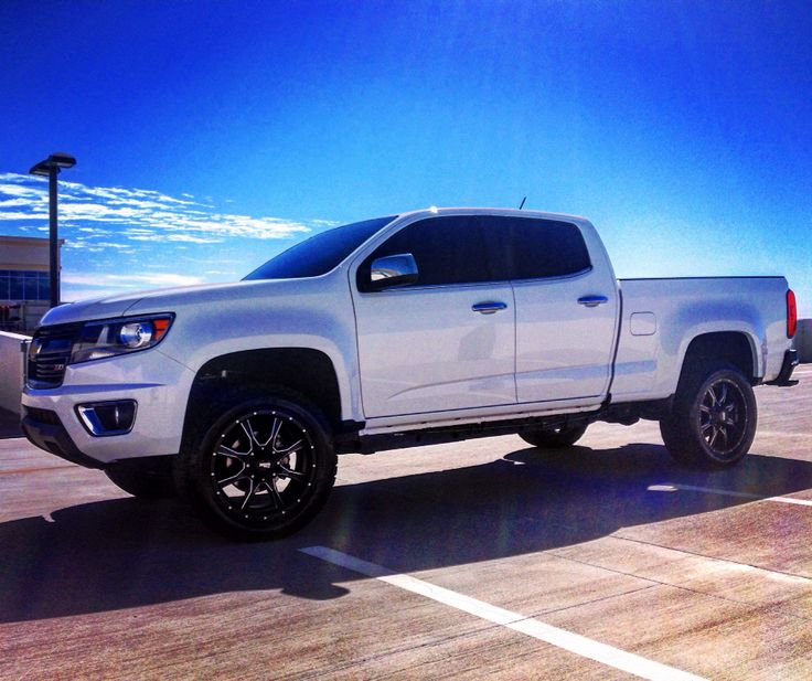 Chevy Colorado Gmc Canyon: 284 Best Images About 2015 Canyon/Colorado On Pinterest