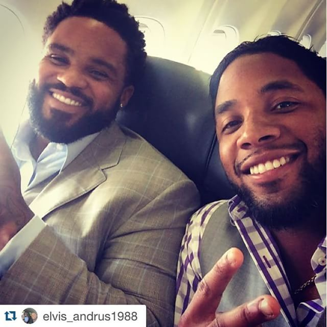 Prince Fielder and Elvis Andrus