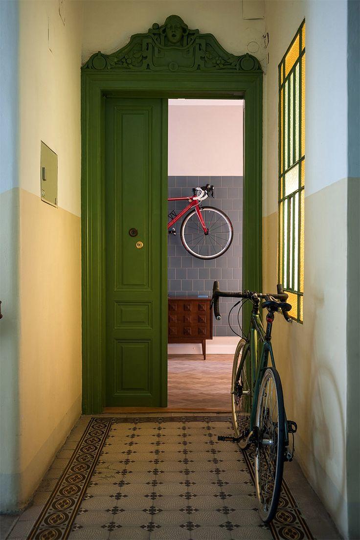 Apartamento com decoração simples, criativa e super moderna