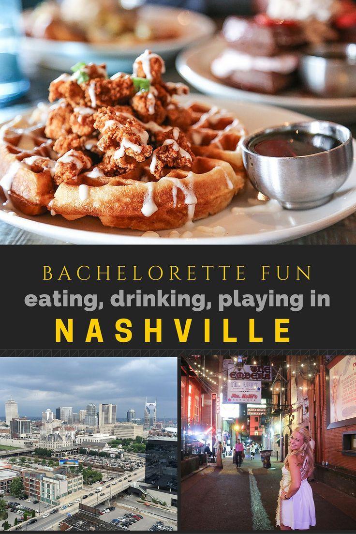 Best 25 nashville bachelorette parties ideas on pinterest for Best places for bachelorette parties
